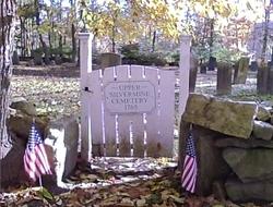 Upper Silvermine Cemetery