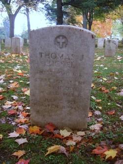 Sgt Thomas J. Rickel