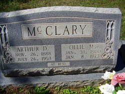 Arthur David McClary