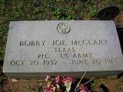 Bobby J. McClary