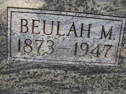 Beulah M. <i>Carson</i> Ricketts