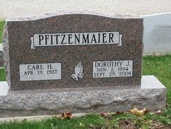 Dorothy Joan <i>Sackett</i> Pfitzenmaier