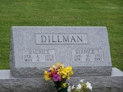 Berneice I. <i>Craig</i> Dillman
