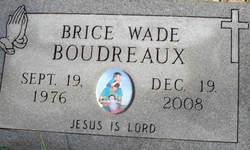 Brice W Boudreaux