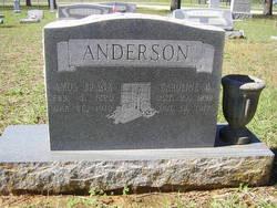 Amos Franklin Anderson
