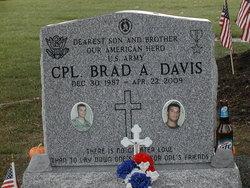 Corp Brad Anthony Davis