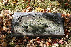 Tom Brooks Mayo