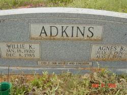 Agnes B. Adkins