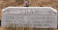 Bernard Bliss Shaw