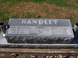 Roy Mathew Handley