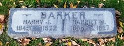 Pvt Henry J. Harry Barker