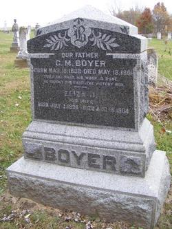 George Monroe Boyer