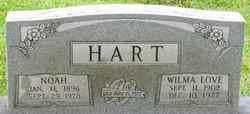 Wilma <i>Love</i> Hart