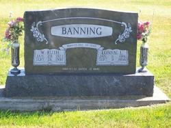 Lonnie L Banning