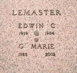 Grace Marie <i>Bryner</i> LeMaster