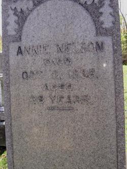 Anna <i>Hollenbank</i> Nelson