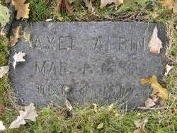 Axel Albin