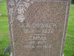 James Albert Bowser