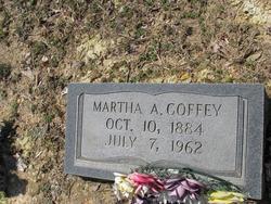 Martha Angline <i>Trammell</i> Coffey
