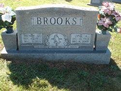 Henry D. Brooks