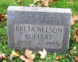 Breta <i>Nelson</i> Auffert