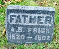 Abraham B. Frick