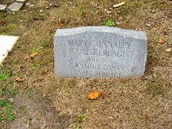 Mary Connally <i>Coxe</i> Berlage