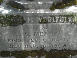 Sallie Frances <i>Woolfolk</i> Meade