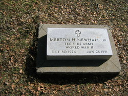 Merton Henry Newhall, Jr