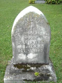 Sally H. <i>Bowman</i> Woolfolk