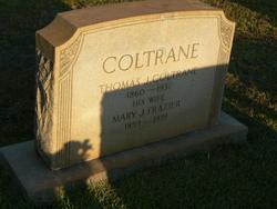 Mary Jane <i>Frazier</i> Coltrane
