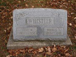 Jessie Mae <i>Yoder</i> Whistler