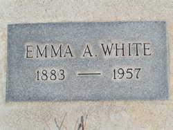 Emma Ann <i>Davies</i> White