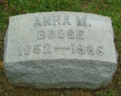 Anna M. Boose