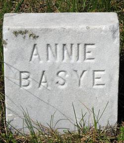 Annie <i>Carryer</i> Basye