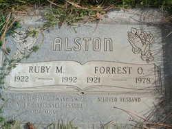 Ruby May <i>Walls Gooch</i> Alston