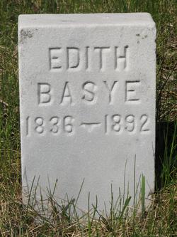 Edith Basye
