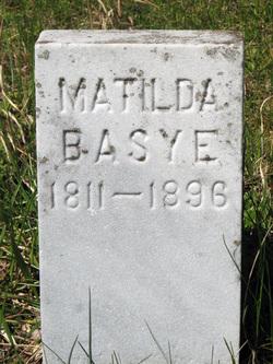Matilda Basye