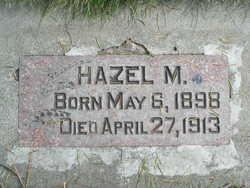 Hazel Marie Case