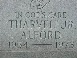 Tharvel Alford, Jr