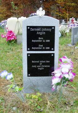 Earnest Johnny Anglin