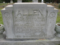 Fulton Coleman Allen
