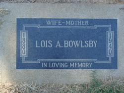 Lois Anne <i>Tolle</i> Bowlsby