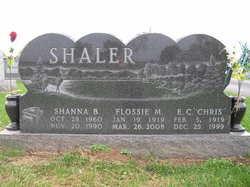 E C Shaler