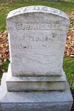 Bushnell Bostwick B.B. Allbee