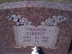 Jeraldean Barnett