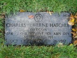 Spec Charles Laverne Charlie Hatcher