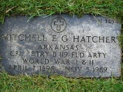 Mitchell Eugene Gee Hatcher