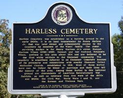 Harless Cemetery