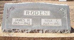 Nina Gertrude <i>Maddox</i> Roden